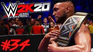 WWE 2K20 : Auf Rille zum Titel #34 - EL RILLE vs LA RILLA !! 😱🔥