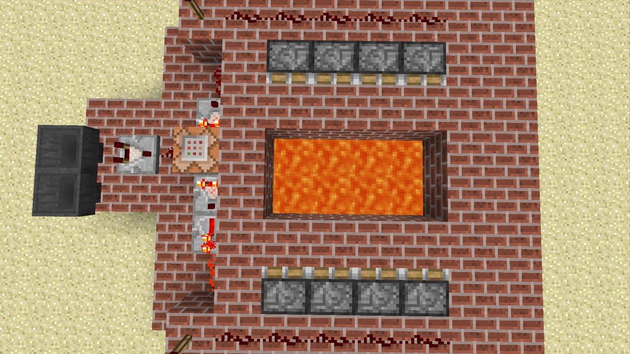 Die Perfekte Spielerfalle Minecraft Tutorial YouTube - Minecraft spieler fallen