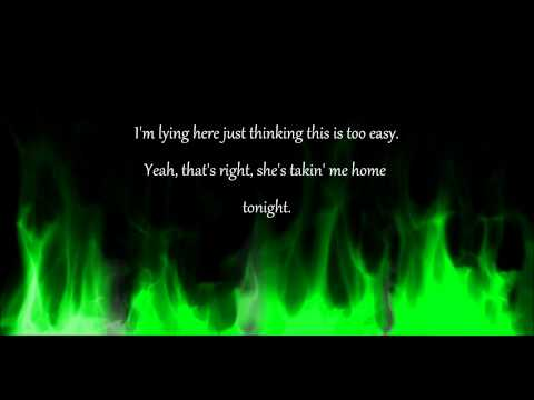 Hinder-Use me (Lyrics)