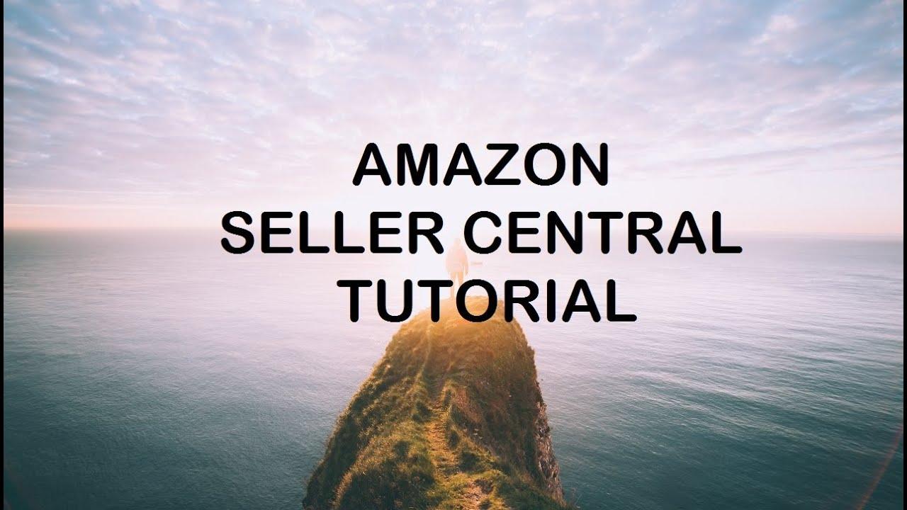 amazon seller centr5al