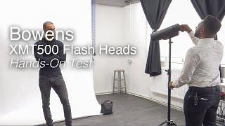bowens XMT500 Flash Head  Hands-on field test