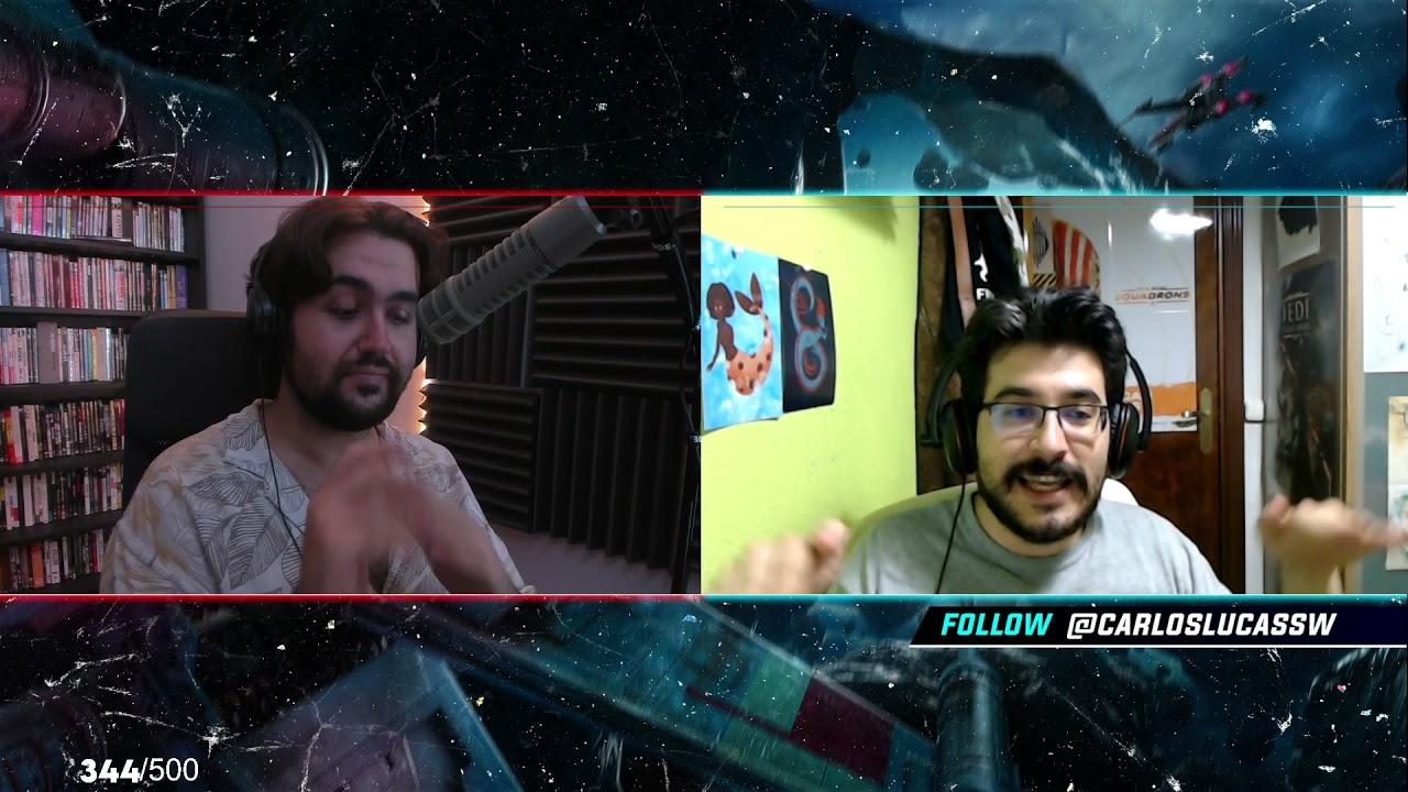 Download Star Wars Visions   PodcasScript feat. CarlosLucasSW