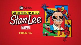 Celebrating Marvel's Stan Lee | Friday, 8|7c on ABC