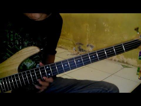 Tipe X - kamu nggak sendirian (Bass Cover)