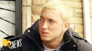 Eminem in Detroit (1999)   Going Back   MTV News