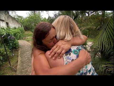 Após 5 Anos, Ana Maria Abraça A Irmã Em Um Reencontro Emocionante
