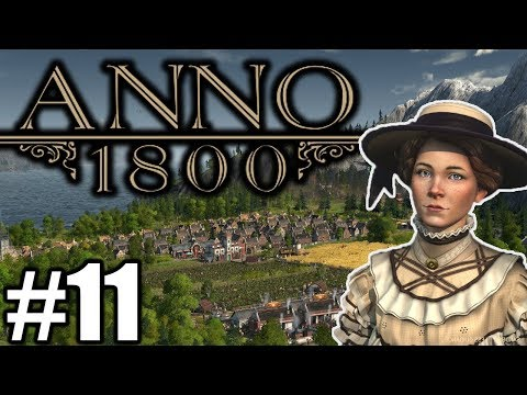 Anno 1800 The IMPENETRABLE defense | Episode 11 |