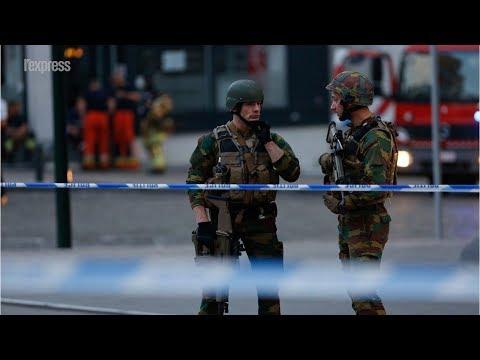 """Attaque terroriste"" à la gare de Bruxelles: ce que l'on sait"