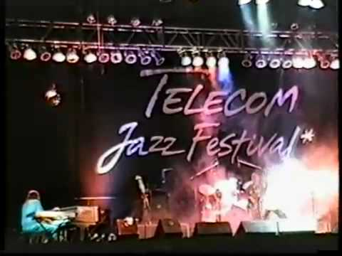 Willy Crook - Eco (En Vivo)  -  Telecom Jazz Festival