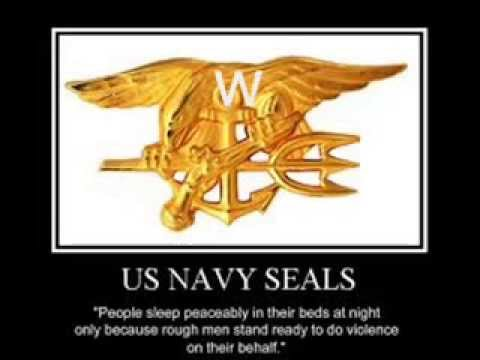 Are there marines in the navy seals