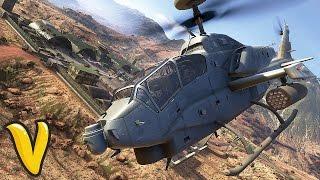 WILDLANDS ATTACK HELICOPTER RAID!! :: Ghost Recon Wildlands Epic Missions!