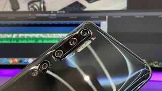 Пример видео Xiaomi Mi CC9 Pro (Mi Note 10 Pro) vs iPhone 11