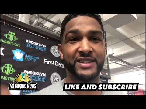 "Dominic Breazeale "" HELL NO Wilder shouldn't be in the same building as Anthony Joshua"""