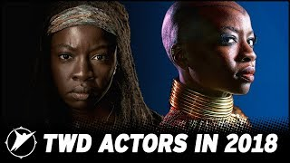 Upcoming Films Featuring The Walking Dead Actors!!!