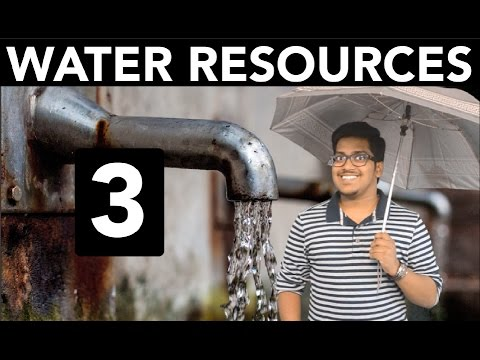 Geography: Water Resources (Part 3)