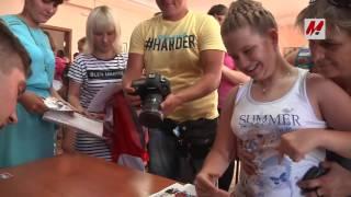 Сергей Бобровский и Дмитрий Орлов встретились с болельщиками в Новокузнецке