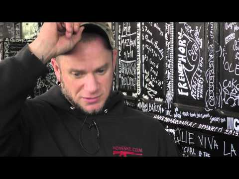 All That Remains interview - Philip Labonte (part 2)