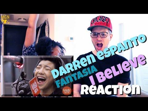 Darren Espanto sings Fantasia's
