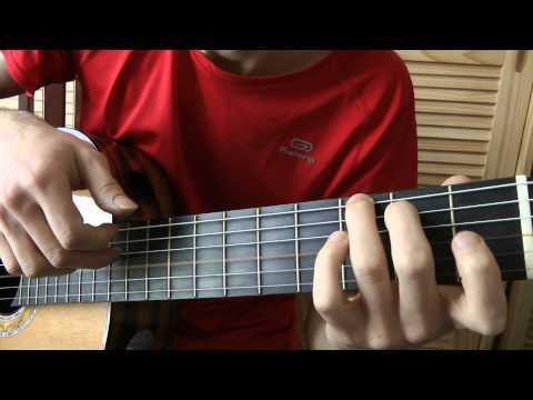 Cours de guitare - Ismaël Lô : Tajabone (1/4) Démo + Couplet (grille de 4 accords)