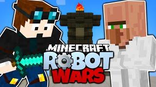 Minecraft | THE DIAMOND MINECART VS TRAYAURUS! | DanTDM VS Dr. Trayaurus! | Minecraft Robot Wars