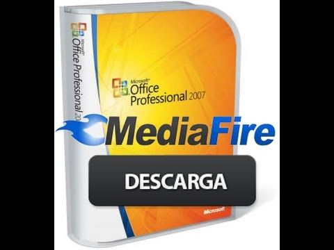 Descargar Pack Office 2007 [MediaFire] + Serial