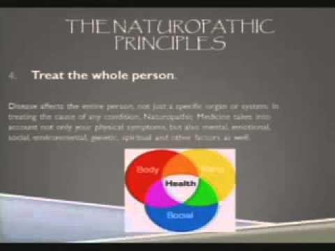 Naturopathic Medicine: Healing the Body Naturally