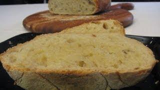 Crusty Bread -- Lynn's Recipes