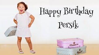 День Рождения Адеки! 🎁 #Персику5лет 🎈 Birthday party Adeka Persik 🎉