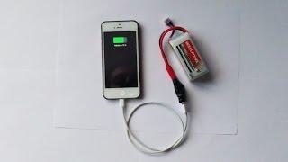 How to make DIY POWER BANK