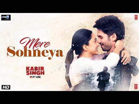 Mere Sohneya Video Song - Kabir Singh