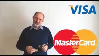 Visa или MasterCard? А может, Мир?