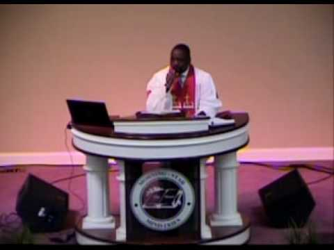 Bishop Edward Johnson-El Shaddai-part 3(He is more than enough)