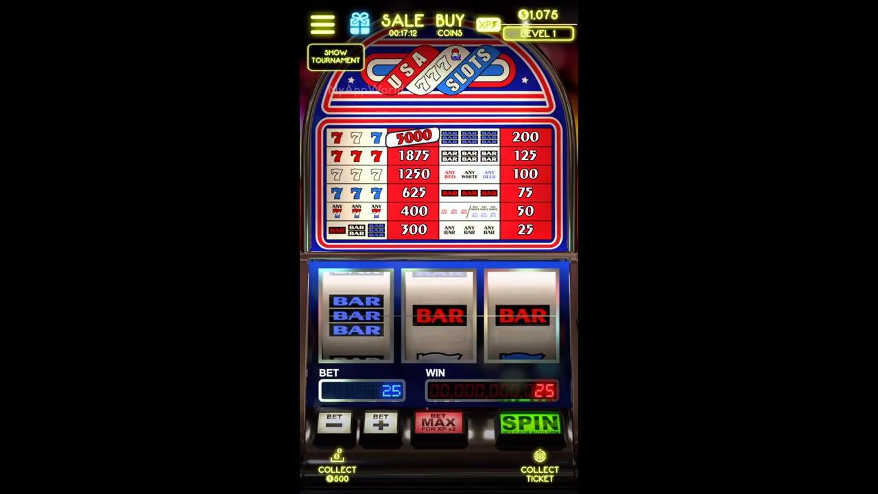 Casino online slot machines free