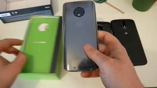 Motorola Moto G6 Unboxing and First Impressions | ENGLISH 4K