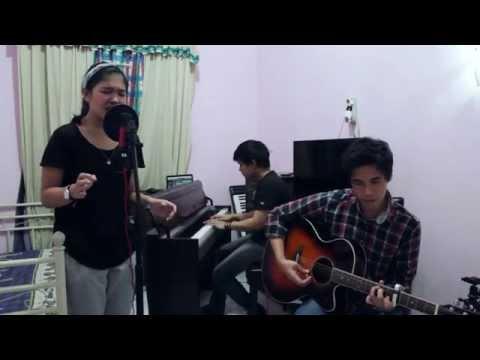 Tulus - Jangan Cintai Aku Apa Adanya (Cover) By Kevin Ruenda, Kezia Manopo & Daris Mahanad