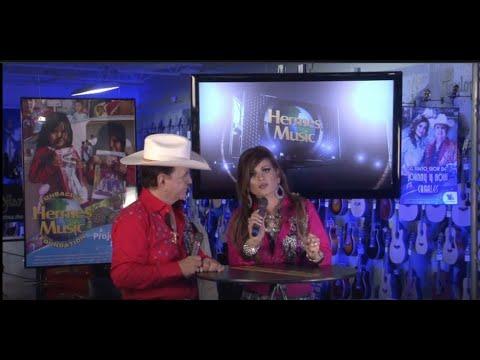 El Nuevo Show de Johnny y Nora Canales (Episode 7.4)- David Lee Garza & Gabriel Olvera
