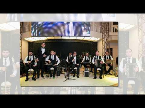 Cavid Qafarov - Seymur Kerimov & Niel Orkestr -  Seadet & Popuriler (Canli Toy ifalari)