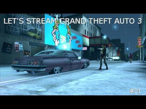Ghetto Theft Auto 3