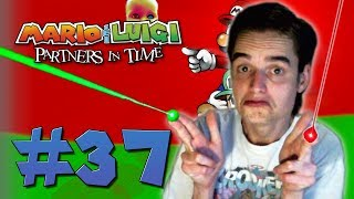 pewpew lasers mario luigi partners in time 37