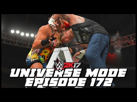 WWE 2K17 | Universe Mode - 'ONE AND DONE!' | #172