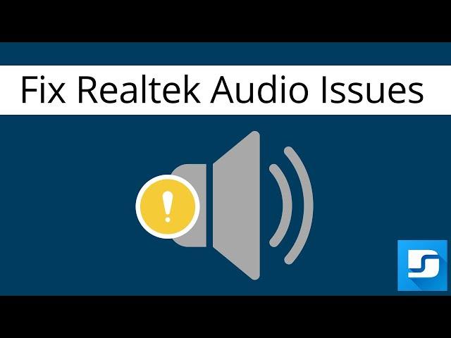 realtek hd audio driver manual