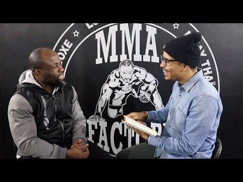 Interview Fernand Lopez: MMA Factory, Francis Ngannou et MMA en France  - Podcast La Sueur