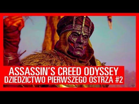 SZALENIEC I MANIPULATOR! | Assassin's Creed Odyssey: Dziedzictwo Pierwszego Ostrza DLC #02 | Vertez thumbnail