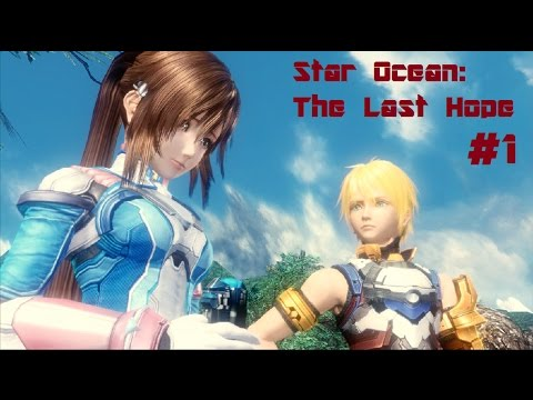 Download Star Ocean: TLH - Part 1 - The Grand Adventure Begins
