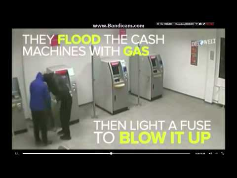 Germany ATM Explosion