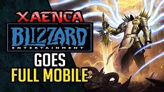 Blizzard Has Best Developers Working On Mobile Games Despite Diablo Immortal Backlash   Xaenca