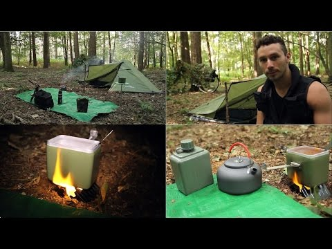 Wild/Stealth Camping UK