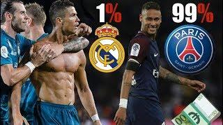 Real Madrid - PSG ! Mon Pronostic sur à 100% ☘️❤️