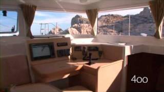Катамаран Lagoon 400(Катамаран Lagoon 400, Яхт вояж - морские путешествия и круизы, чартер яхт, аренда яхт, дальние переходы вдоль..., 2010-12-15T13:11:15.000Z)