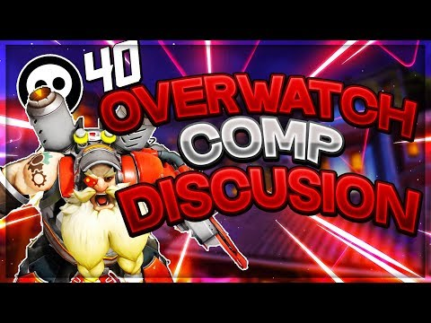 Talking About OW Ranked While Torb Fragging - Seagull - Overwatch